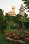 Villa Cimbrone zahrady