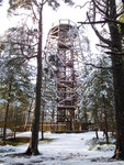 Fire Tower v Landmark Forest Adventure Park