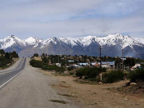 cesta z Bariloche