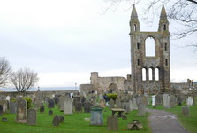 cathedral, St Andrews