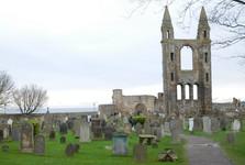 katedrála v St Andrews