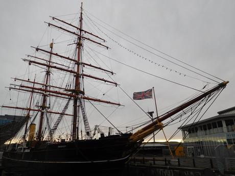 hrálovská výzkumná loď – RSS Discovery