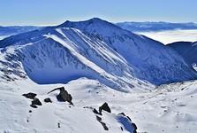 vrchy Smrek a Baranec