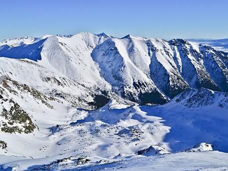 Ямницкая долина и хребет Отрганцов