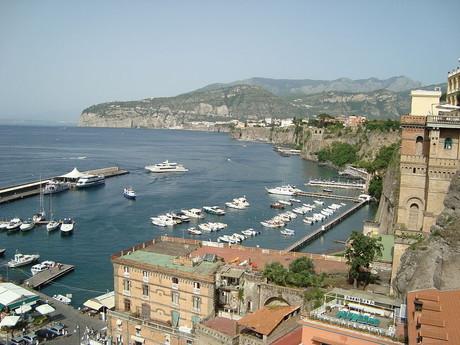 přístav Marina Grande
