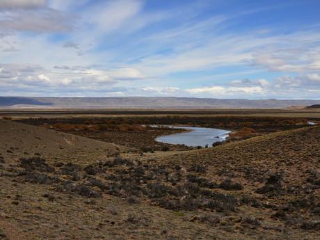 krajina Patagonie