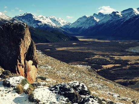 národný park Los Glaciares