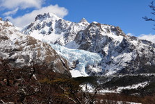 ледник Piedras Blancas
