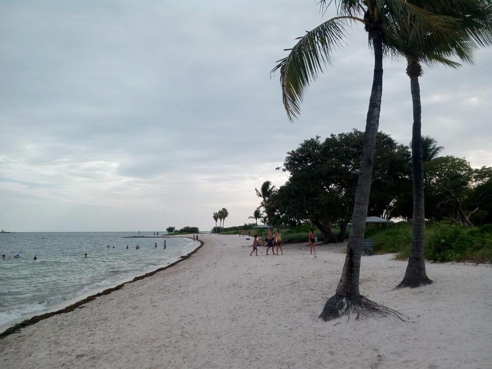 pláž Sombrero Beach