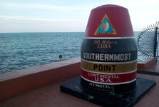 "the famous ""lighthouse"" Southernmost point"