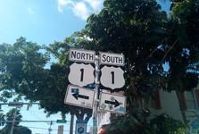 dálnice číslo jedna