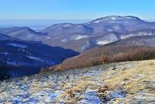 Výhľad z vrcholu Skalnatej