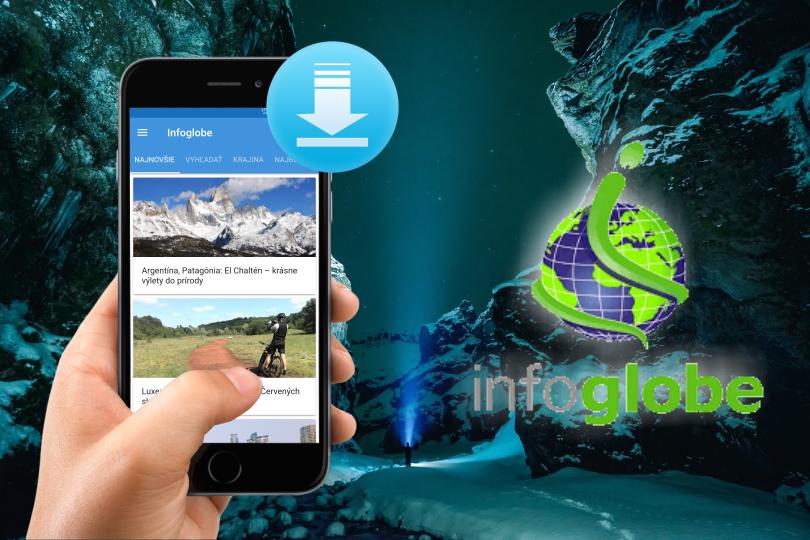 aplikácia Infoglobe
