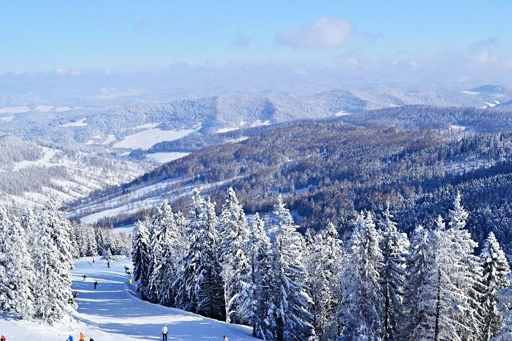 pohoří Spišská Magura