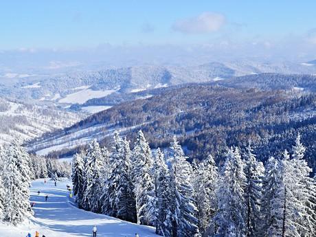 pohorie Spišská Magura