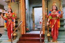 Sri Maha Mariamman – svatyně chrámu