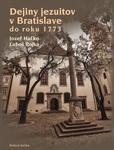 publikácia Dejiny jezuitov v Bratislave