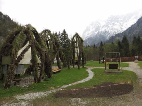 научный парк Ökologischer Fußabdruck (Экологический сад)