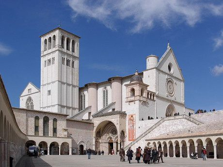 bazilika sv. Františka