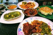 indické jídlo