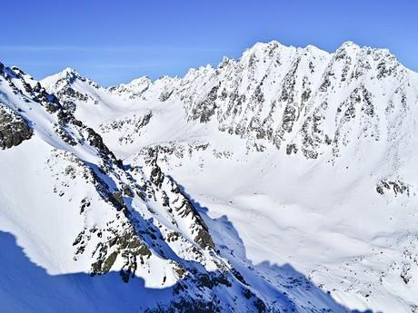 Mlynická dolina z vrcholu Předního Soliska