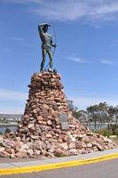 Monumento al Indio Tehuelche