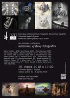 Výstava fotografií Asociácie profesionálnych fotografov Slovenska