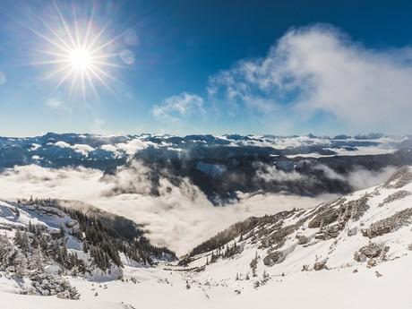 skiing – (c) Mostviertel Tourismus, Fred Lindmoser