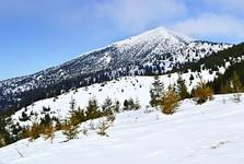 vrch Ostrá