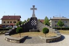 Slunj – square