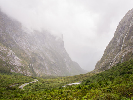 going to Milford Sound