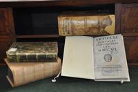 reštaurované knihy
