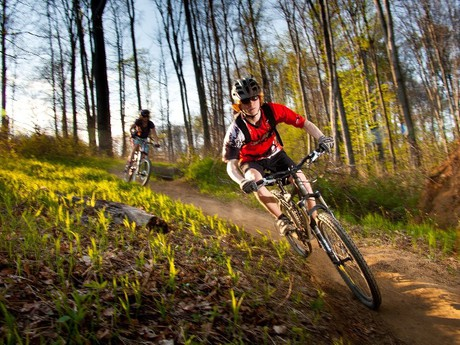 new biking trail – illustrative photo