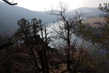 Vltava meander in Smilovice