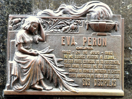 hrob Evy Perón