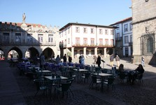 Largo da Oliveira square
