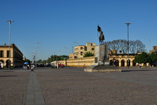 площадь Belgrano