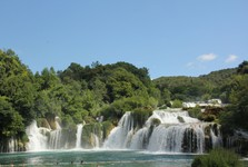 прекрасные водопады