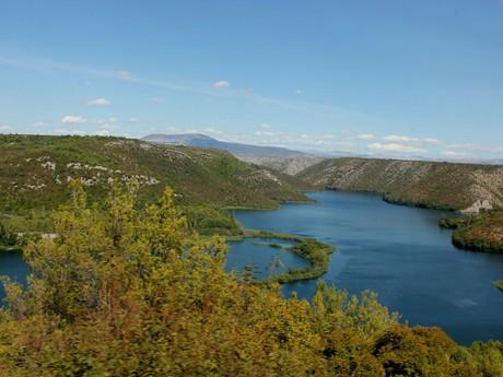 národný park Krka