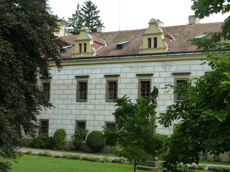 Častolovice chateau
