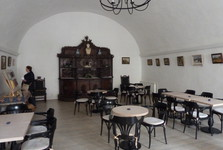 замок Частоловице – выставочные помещения