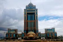 budova ministerstva
