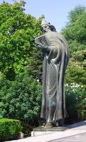 socha sv. Řehoře