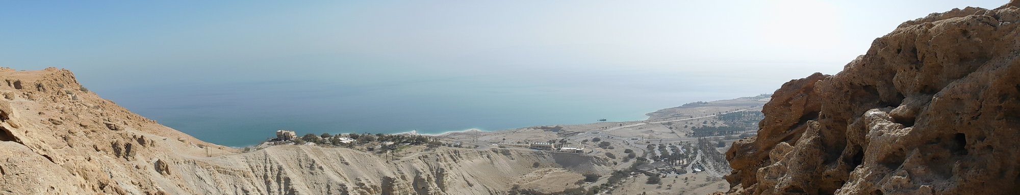 Эйн-Геди  – Мертвое море
