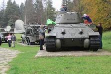 vojenská bojová technika