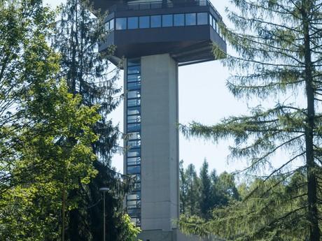 Vyhliadková veža (Dukla)