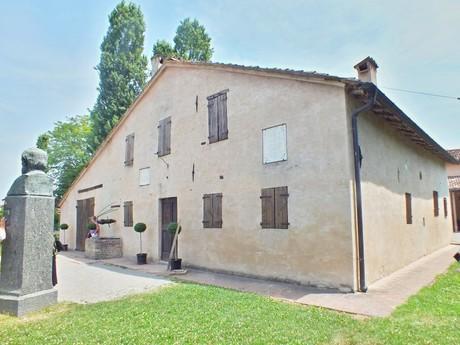 rodný dom G. Verdiho (La Roncole)