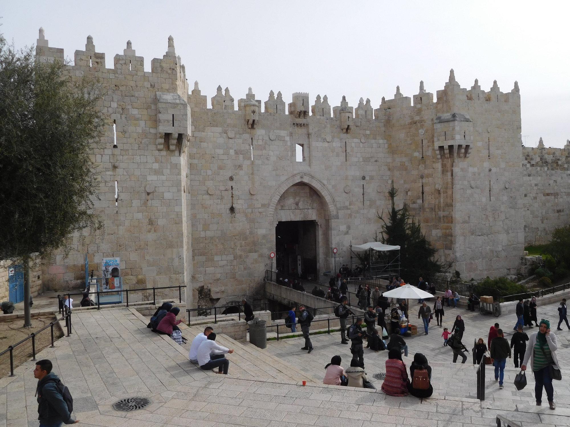 Damašská brána
