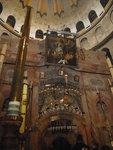 kaplnka s hrobom Ježiša Krista