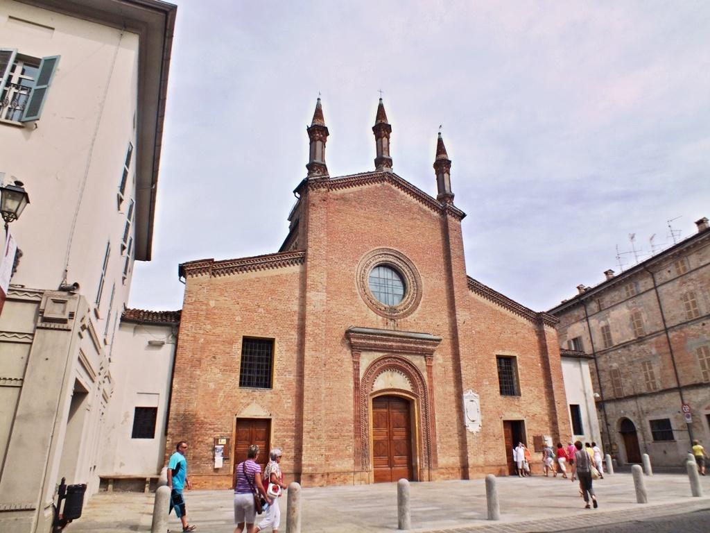 kostel sv. Bartoloměje (Busseto)